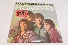 The Monkees ‎– More Greatest Hits, VINYL LP SEALED