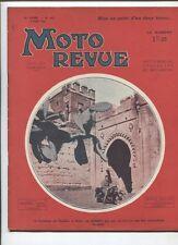 Moto Revue N°482  ;  4 juin  1932 :  Mise au point d'un moteur 2 temps / TERROT