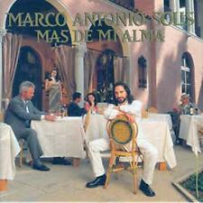 Marco Antonio Solis: Mas De Mi Alma MUSIC AUDIO CD latin pop ballad bolero! 2018