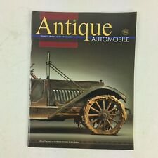 August 2007 Antique Automobile Drive Through Time..With Peace of Mind J.C.Taylor