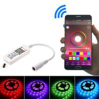 Wireless Bluetooth LED/RGB Remote Controller Light Strip Phone App Waterproof