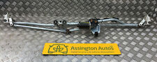 2008 VAUXHALL MERIVA TRICO Front Wiper Motor With Linkage 91498233