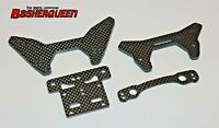 Basherqueen BQNA320599 Carbon Fiber Set Arrma Infraction/Limitless/Felony (4 pc)