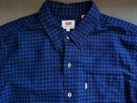 Herren Hemd LEVIS LEVI´S Pacific No Pocket Shirt gr. M