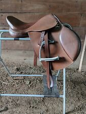 "16.5"" Paris Tack English Saddle"