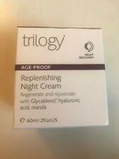 TRILOGY AGE PROOF REPLENISHING NIGHT CREAM 60 ML
