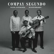 Compay Segundo - Nueva Antologia – 20 Aniversario (NEW 2CD)