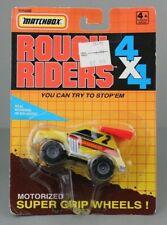 Nice VINTAGE 1991 ROUGH RIDER Gasser Race Car 4x4 new on card! Rare Matchbox