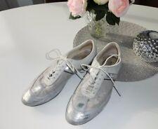 BLACKSTONE – Sneaker   Turnschuhe - Damen – weiß silber – 38   39 Top! d940805398