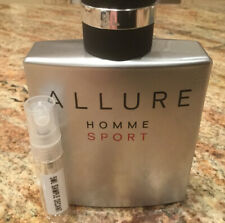 Chanel Allure Homme Sport EDT 5ML Glass Decant Sample