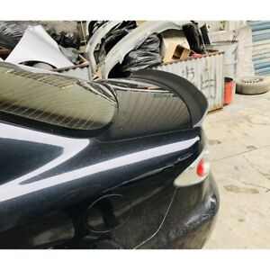 Flat Black 495 FG Type Trunk Spoiler Wing For 99~05 BMW 3-Series E46 Sedan Coupe