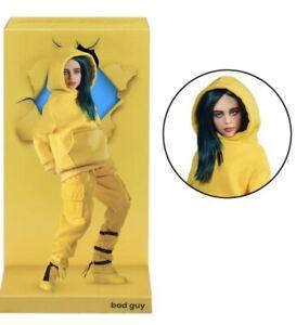 """2020 Billie Eilish Bad Guy 10.5"""" Fashion Doll Figure NEW"""