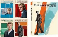 The Mentalist ~ Complete Season 1-5 (1 2 3 4 & 5) ~ BRAND NEW 26-DISC DVD SET