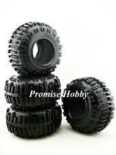 ERC2 Extreme 2.2 rock crawling tire tyre w/ foam insert for rc crawler car 4pcs