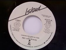 """THE LONG RYDERS """"LOOKING FOR LEWIS & CLARK / SAME"""" 45 PROMO MINT OLD STORE STOCK"""