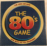 The 80s Game: Party Family Game - Trivia Board Game (2001) New Sealed