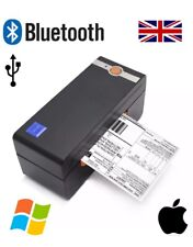 BEEPRT 4X6 Thermal Shipping Label Printer USB Bluetooth Barcode Postage