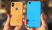iPhone-8-8-Plus-X-XR-XS Max Cracked Broken Damage *Back Glass Repair Service*