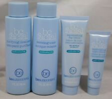BeautiControl BC Facial Cleanser Lotion Night Cream Combination Oily Skin Set 4P