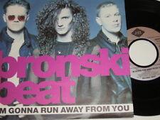 "7"" - Bronski Beat I´m gonna run away from you & Sweet thing - 1990 # 0864"