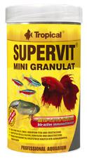 Tropical SUPERVIT MINI GRANULES 250ml
