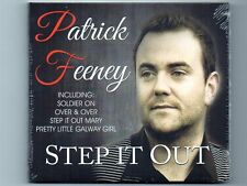 PATRICK FEENEY - STEP IT OUT - CD - New Release