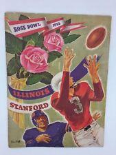 Excellent Original Vintage NCAA Programs