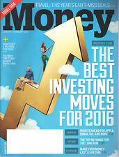 Money Magazine January / February 2016 - The Best Investing Moves for 2016