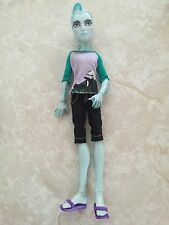 "Monster High 11"" Doll GIL WEBBER GILLINGTON MANSTER BEACH SWIM Boy"