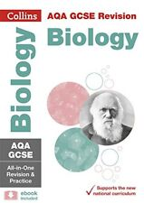 AQA GCSE Biology All-in-One Revision and Practice (Collins GCSE 9-1 Revision),