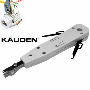 Punch Down Tool Krone IDC RJ45 11 Cat6 Network Telephone Cable Socket Insertion