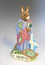 "Royal Doulton - Db399 Bunnykins Collection St. Andrew 2005 - 4 5/8"" H (#693)"