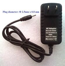 """Linx 10"""" Tablet & JXD S7800B 5V 2A USB Charger Cable Mains Power Supply Adapter"""