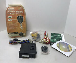 Bulldog Security Model RS82 Remote Vehicle Starter System NEW Open Box