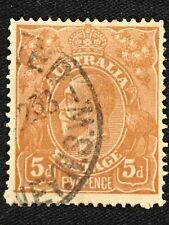 Australia Sc #36 Used 1915