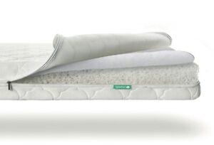 Newton Baby MINI Crib Mattress and Cover-100% Breathable