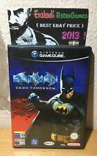 Nintendo GameCube BATMAN: DARK TOMORROW / PAL ESP. / (SIN MANUAL)