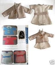 Ensemble Trottinette robe vêtements Poupée ancienne Bleuette 27cm 1927 28