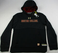 Boston College Eagles Under Armour Storm Sideline Fleece Hoodie Youth LG NWT f55aa752e