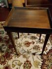 Vintage bluff City Furniture Memphis  side End Table mid century modern mcm
