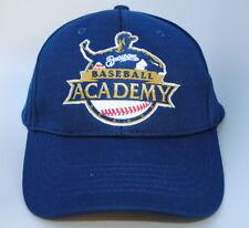 MILWAUKEE BREWERS BASEBALL ACADEMY Baseball Cap Hat YOUTH Adjustable KWIK TRIP