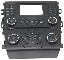 2013-2015 Ford Fusion Radio Face Ac Control Panel DS7T-18E243-EU