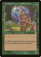 Rofellos, Llanowar Emissary Urza's Destiny NM-M Green Rare MAGIC CARD ABUGames