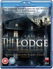 The Lodge (region ) Blu-ray 5037899056226