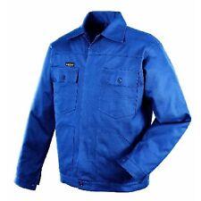 Arbeitsjacke rot Größe 46 100% Baumwolle