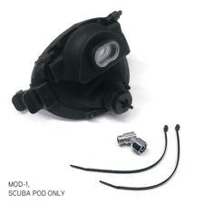 Scuba Pod for Kirby Morgan M-48 Mod 1 Full Face Mask * Save $129 *