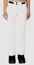 Obermeyer Warrior Women's Insulated Snow Ski Pants Small (6) White 15006 NWT