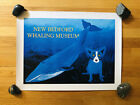 George Rodrigue BLUE DOG & KOBO New Bedford Whaling Museum Signed NUMBERED /500