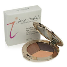 jane iredale PurePressed Eye Shadow triple BROWN SUGAR 0.10 oz