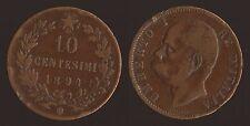 10 CENTESIMI 1894 BIRMINGHAM - UMBERTO I